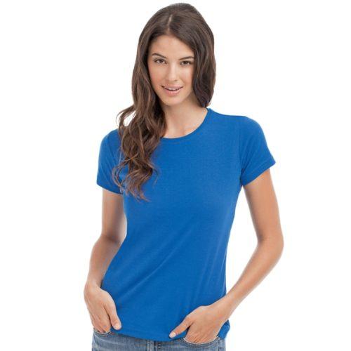 Dámské triko v barvě modrá královská