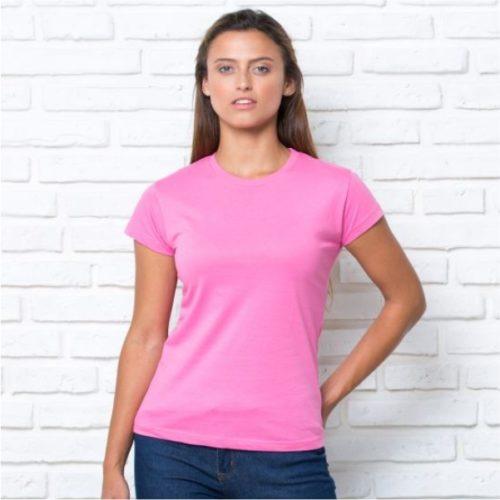 Dámské triko v růžové barvě