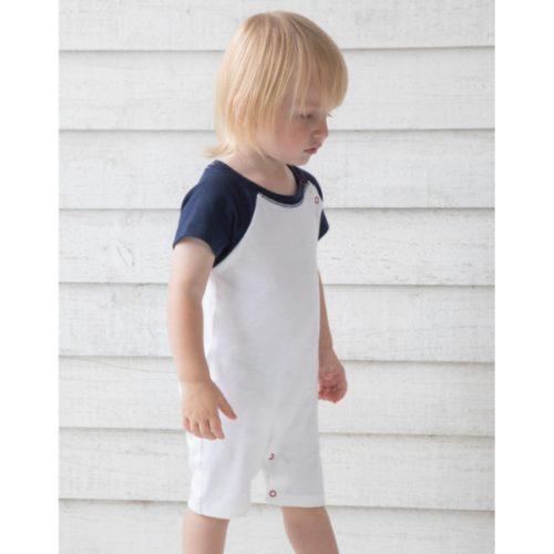 Dětské body s nohavičkami pro vlastní potisk