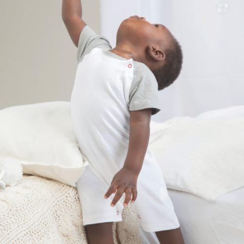 Dětské body pro vlastní potisk