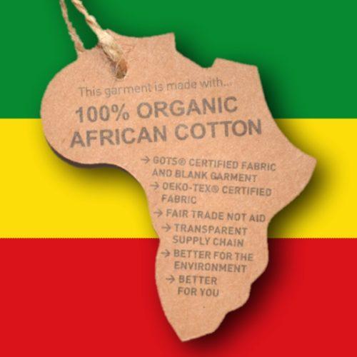 Dětský obleček na hraní, 100 % africká bavlna