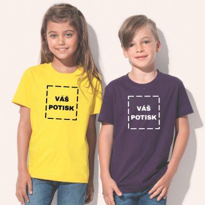 Dětské triko pro vlastní potisk