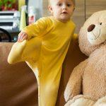 Potisk na dětský overal