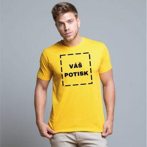 Potisk na pánské tričko
