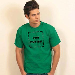 PÁNSKÁ trička pro vlastní potisk