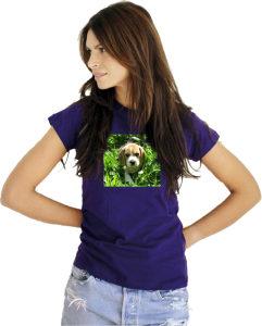 Tričko s fotkou psa