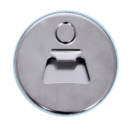 Placka s vlastním potiskem magnet otvírák