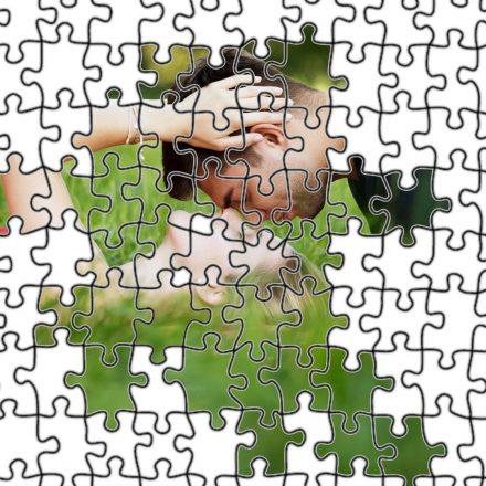 puzzle s vlastním potiskem